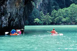 Canoe Cave Explorer Tour at Phang Nga Bay