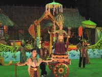 Phuket Thai Village has a classical Thai dance show
