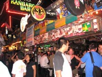 Kangaroo Bar, Bangla Road, Patong