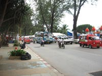 Phuket's roads can be chaotic
