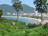 Patong is the place if you want plenty of nightlife and action