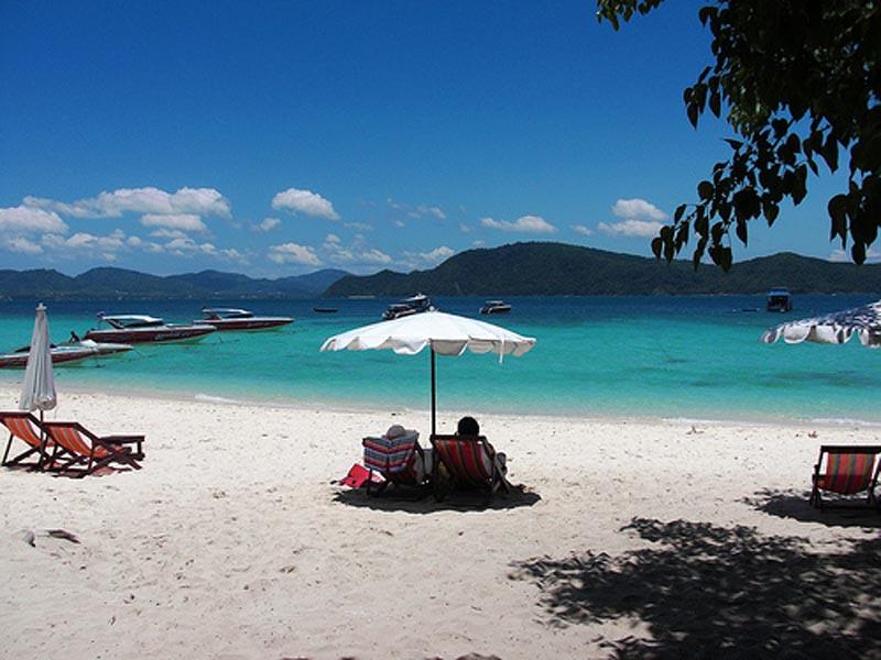 Phuket Islands Coral Island Koh Hae