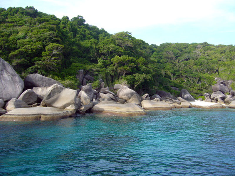 Phuket Islands The Similans