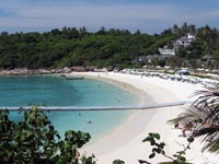Koh Racha Yai has great beaches and fabulous snorkeling